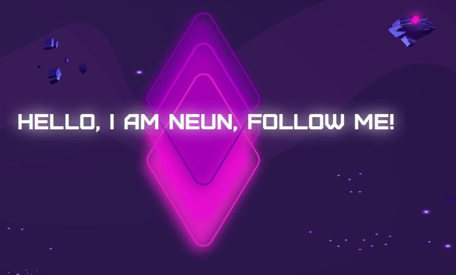 HEllo, I´m Neun Follow me